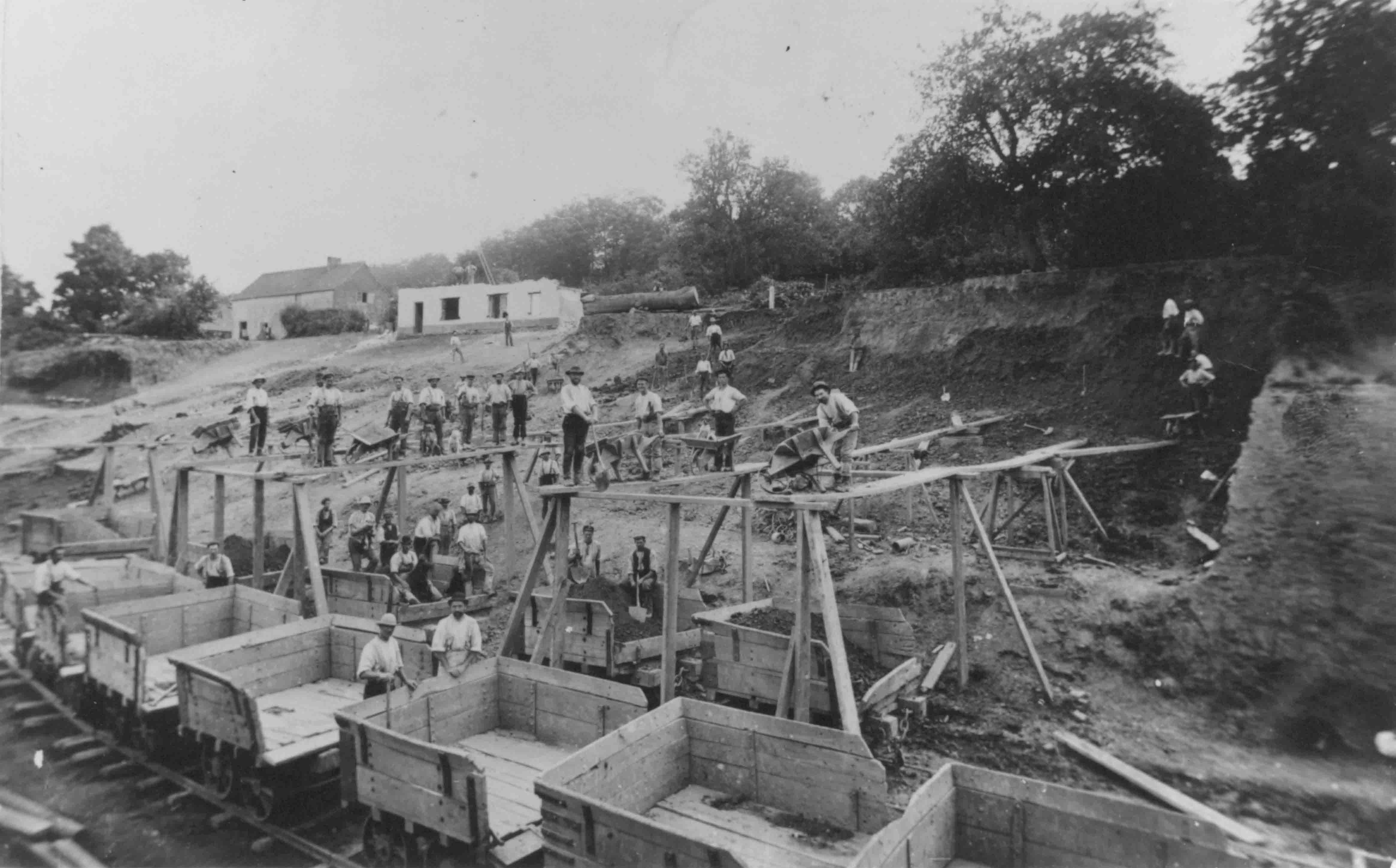 The history of the construction of the Bugrinsky bridge 53